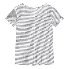 [20 여름]스트라이프 패턴 린넨 티셔츠(7150240102)_추가이미지