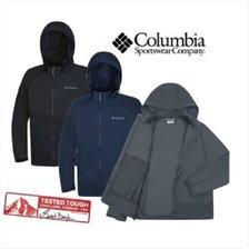 컬럼비아 남성 기본 캐주얼 여름 바람막이 C12-XO0338