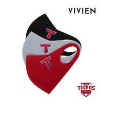 [비비안]VIVIEN X KBO 컬래버 구단로고 기아타이거즈 마스크(MK0016)