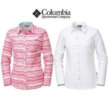 컬럼비아 여성 기능성 등산 남방 셔츠 CY2 FR0027