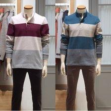 [올젠] 하프터틀 블록 티셔츠 (ZOA4TU1305)_갤광교