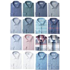 21년 S/S신상품  레노마 셔츠 긴소매(일반핏,슬림핏) 16종  RLSSL0-4000