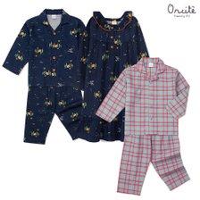 [오르시떼] 아동잠옷 3종 택1
