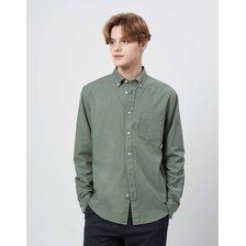 [지오다노]코튼 옥스포드 버튼다운 셔츠 (01041301)_추가이미지