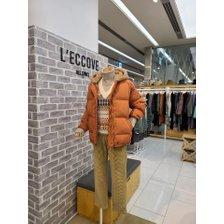 [19년겨울]레코브후드탈착다운점퍼( LW319YPD506X)