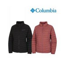 컬럼비아 여성 애비뉴2 구스 경량다운 자켓 (CZ4-YLP301)