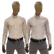 킨록 F/W 옥스포드 스트라이프 셔츠 2종 택1 (CYD51,CYD52)