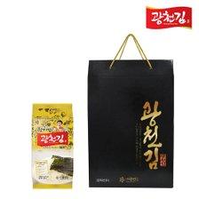 달인 김병만의 광천김 재래도시락김 27봉 선물세트_추가이미지