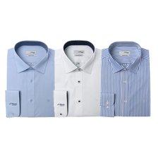 [듀퐁] 21년 S/S 신상품(슬림핏)세미와이드 셔츠3종 택1, SE1SM22LS902SWH