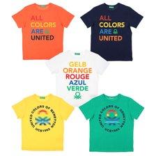 20년신제품컬러풀반소매티셔츠(3I1XC14IH)