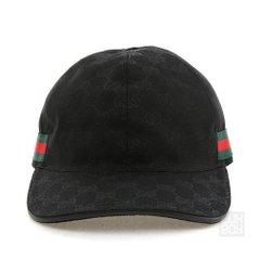 [구찌] 슈프림 시그니쳐 200035 KQWBG 1060 공용 모자 캡_추가이미지