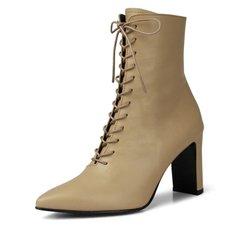 [레이첼콕스]Ankle boots_Wood R1798_8cm