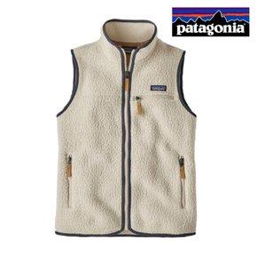 [파타고니아코리아]Womens Retro Pile Vest  우먼즈 레트로 파일 베스트  22826M7