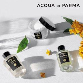 시그니처 바디 컬렉션 출시, 아쿠아 디 파르마