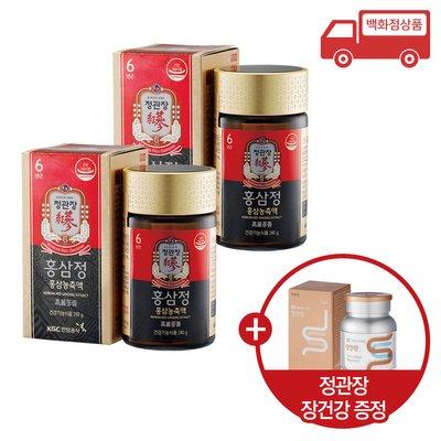 (증정) 정관장 홍삼정 240g*2개 + 정관장 장건강