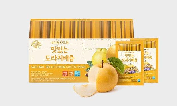 [네이처드림] 맛있는 도라지배즙 30포 x 2박스 (총 60포)