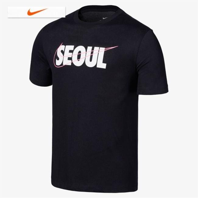 남성 나이키 드라이 핏 DFC 서울 시티 숏슬리브 티 NIKE CW0716-010