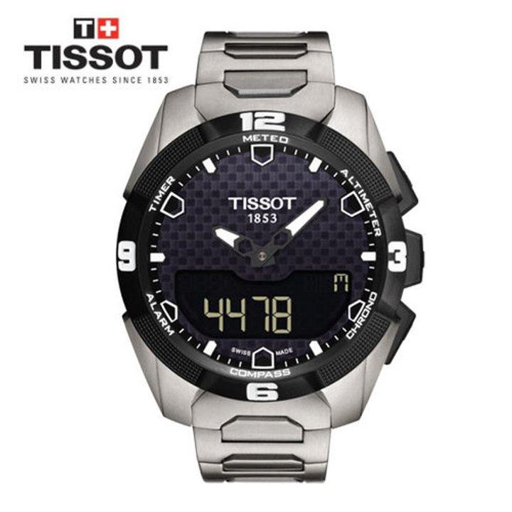 [티쏘]남성메탈시계 T-Touch Expert Solar 티터치_T091.420.44.051.00 기본 이미지