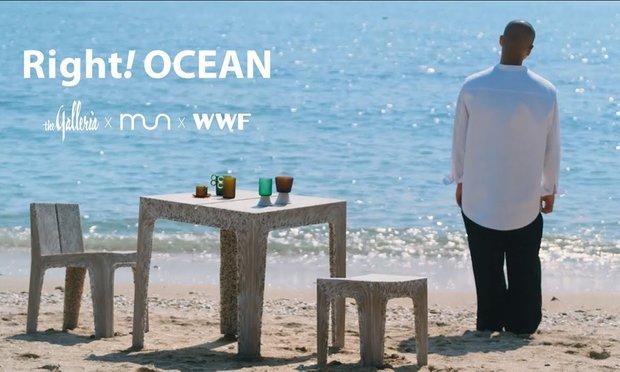 Right! OCEAN 프로젝트